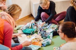 Stoffwindel-Workshops für Eltern liegen im Trend